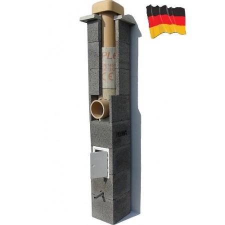 Cosuri de fum ceramice Plewa - Germania