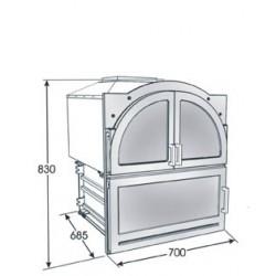 Aranda Cuptor Build-in