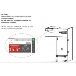 centrala peleti 24 kW
