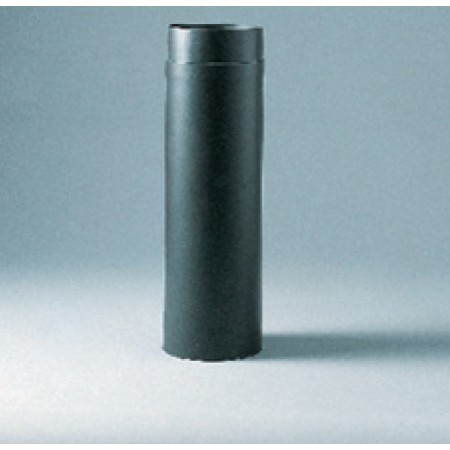 Tubulatura D15cm/100cm negru