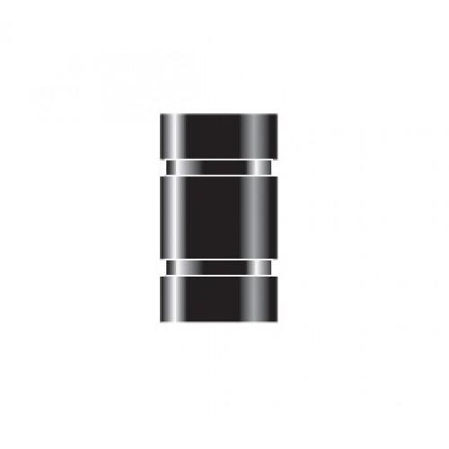 Element de imbinare cos interior negru D8 cm
