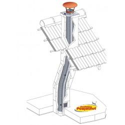 Tub Flexibil StarFlex Ø 180 mm