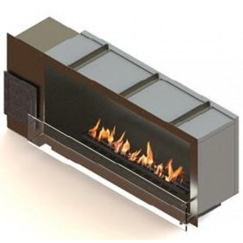 Arzatoare bioetanor de lux - aprindere automata cu telecomanda