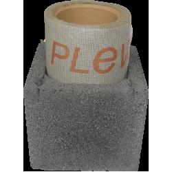 Cos de fum PLEWA R=20, d=20 cm, racord 90°, H=11.5ml