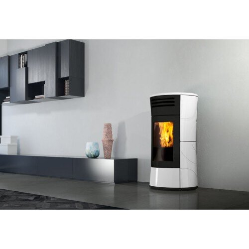 Cherie Up 11 kW  ceramica  alb