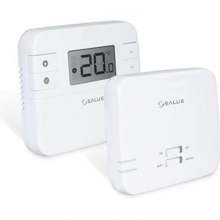 Termostat wireless  RT 310i comandat prin Internet