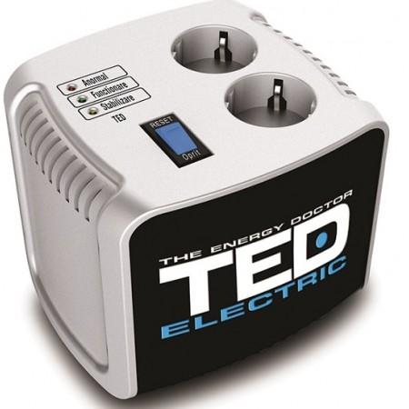 Stabilizator retea 1000VA - AVR TED1000 profesional